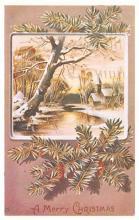 xms005235 - Christmas Postcard