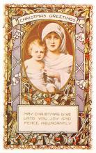 xms005237 - Christmas Postcard