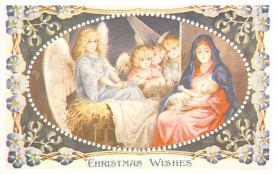 xms005239 - Christmas Postcard