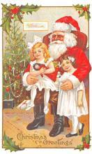 xms005245 - Christmas Postcard