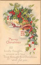 xms005251 - Christmas Postcard