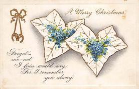 xms005263 - Christmas Postcard