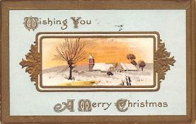xms005287 - Christmas Postcard