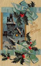 xms005291 - Christmas Postcard