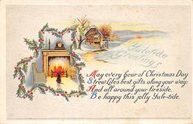 xms005293 - Christmas Postcard