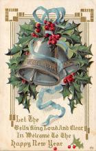 xms005295 - Christmas Postcard