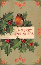 xms005299 - Christmas Postcard