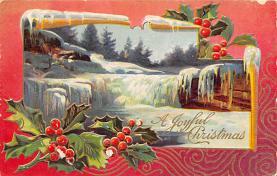 xms005301 - Christmas Postcard