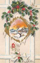 xms005307 - Christmas Postcard