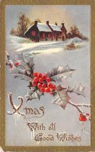 xms005319 - Christmas Postcard