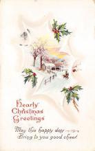 xms005329 - Christmas Postcard