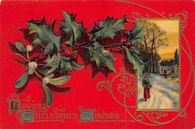 xms005337 - Christmas Postcard