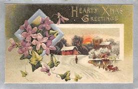 xms005369 - Christmas Postcard