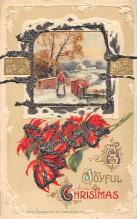 xms005429 - Christmas Postcard