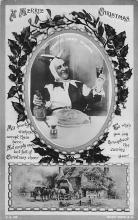 xms005501 - Christmas Postcard