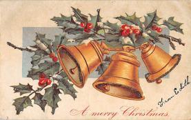 xms005525 - Christmas Postcard