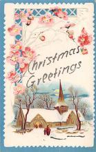 xms005529 - Christmas Postcard
