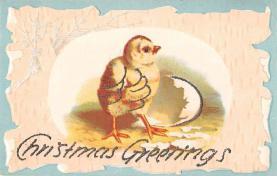 xms005531 - Christmas Postcard