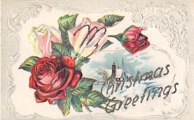xms005535 - Christmas Postcard