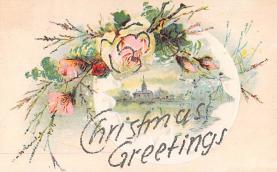xms005549 - Christmas Postcard