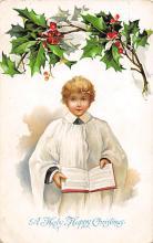 xms005551 - Christmas Postcard
