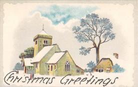 xms005553 - Christmas Postcard