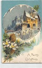 xms005555 - Christmas Postcard