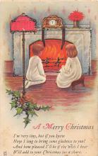 xms005589 - Christmas Post Card