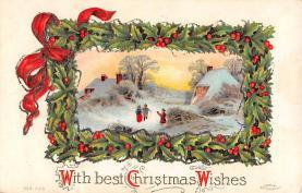 xms005597 - Christmas Post Card
