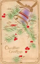 xms005617 - Christmas Post Card