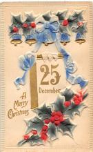 xms005637 - Christmas Post Card