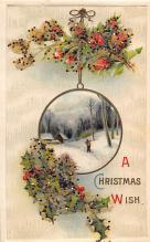 xms005651 - Christmas Post Card