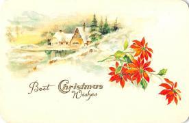 xms005691 - Christmas Post Card