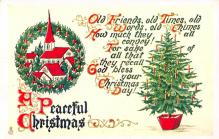 xms005699 - Christmas Post Card