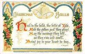 xms005707 - Christmas Post Card