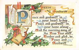 xms005709 - Christmas Post Card