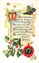 xms005711 - Christmas Post Card