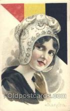 xrt008012 - M. Cherubini (Italy) Artist Signed Postcard Postcards