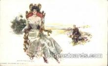 xrt009b004 - Artist Signed Howard Chandler Christy, Postcard Postcards