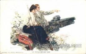 Artist Howard Chandler Christy, Postcard Post Cards