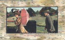 xrt009b017 - Artist Signed Howard Chandler Christy, Postcard Postcards