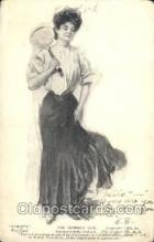 xrt009b020 - Artist Signed Howard Chandler Christy, Postcard Postcards