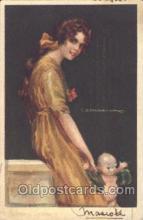 xrt012021 - Tito Corbella (Italy) Artist Signed Postcard Postcards