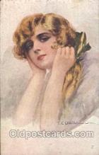 xrt012024 - Tito Corbella (Italy) Artist Signed Postcard Postcards