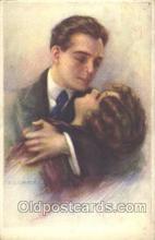 xrt012053 - Tito Corbella (Italy) Artist Signed Postcard Postcards