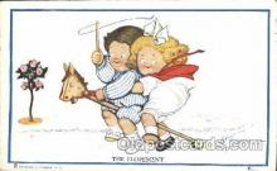 xrt014064 - Artist Signed Grace Wiederseim / Drayton Postcard Postcards