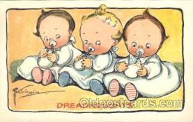 xrt014066 - Artist Signed Grace Wiederseim / Drayton Postcard Postcards