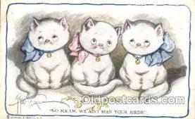 xrt014068 - Artist Signed Grace Wiederseim / Drayton Postcard Postcards