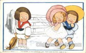 xrt014075 - Artist Signed Grace Wiederseim / Drayton Postcard Postcards