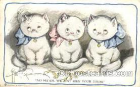 xrt014092 - Artist Signed Grace Wiederseim / Drayton Postcard Postcards
